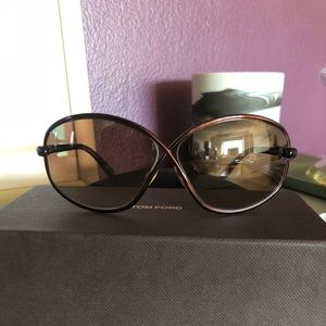 Tom Ford Brigitte Sunglasses